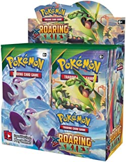Pokémon Trading Card Game XY: Roaring Skies Booster Display