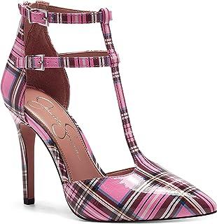 حذاء نسائي بكعب عالٍ جيسيكا سيمبسون بيلون