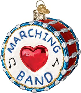 Old World Christmas 38052 Ornament, Marching Band