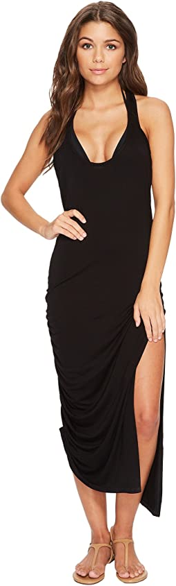 Kenneth Cole L.B.D Racerback Midi Dress Cover-Up