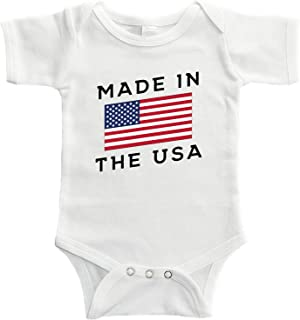 Starlight Baby Made in The USA Bodysuit