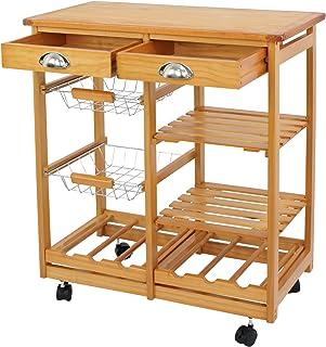 Amazon Com Under 100 Kitchen Islands Carts Kitchen
