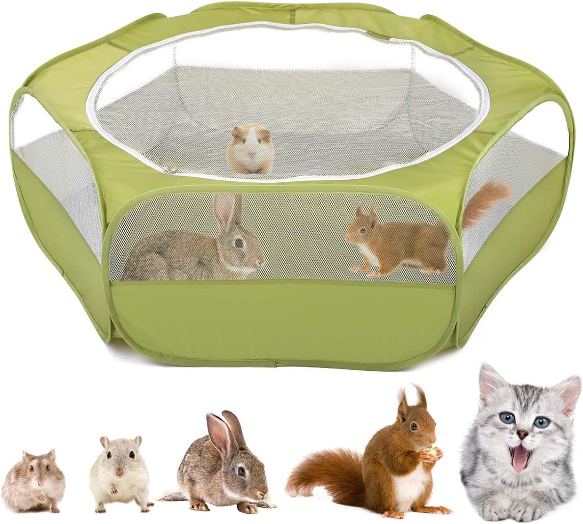 VavoPaw Small Animals Playpen overseas New products, world's highest quality popular! Pet Waterproof Indoor Breathable