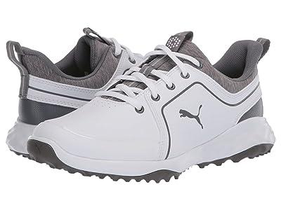 PUMA Golf Grip Fusion 2.0 (Big Kid) Shoes
