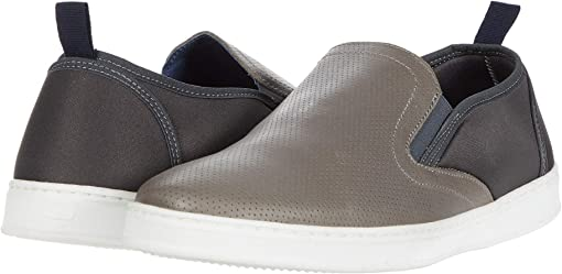 Grey Punched Leather/Grey Neo