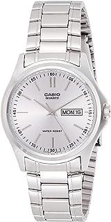 كاسيو ساعة للرجال - ستانلس ستيل - MTP-1239D-7ADF