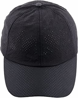 moonsix Unisex Baseball Cap,Lightweight Breathable Running Quick Dry Sport Hat