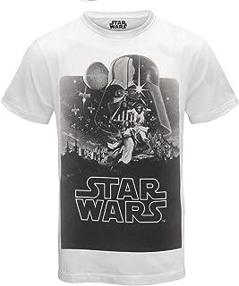 Star Wars Official Darth Vader Stormtrooper Kylo Ren Mens Sublimation T-Shirt