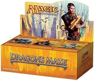 MTG Magic: the Gathering Dragon's Maze Booster Box (36 packs)