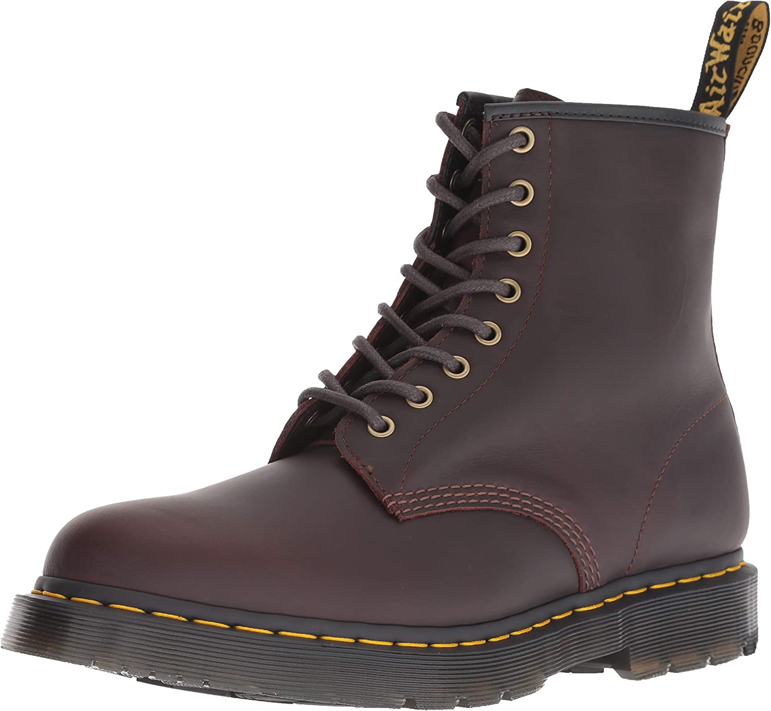 Dr. Martens Sale Special Price National products Men's 1460 Wp Fashion Boot Snowplow
