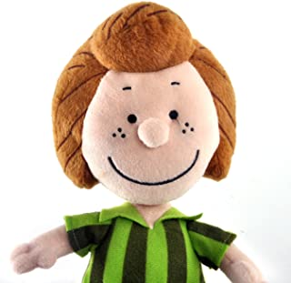 Aurora World 60526 10-Inch Peanuts Peppermint Patty Soft Toy