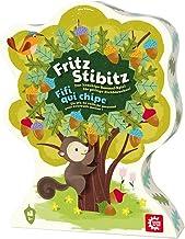 GAMEFACTORY 76144 - Fritz Stibitz multilingual, 2 - 4 Spiele
