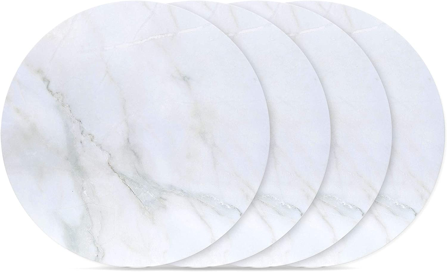 Lacupella Cake Boards Marble 10 inch Pack B Directly managed store Diameter Sale item of 4 Round