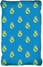 Real Madrid RM171014 - Sábana bajera con goma, 90 x 200 x 25 cm