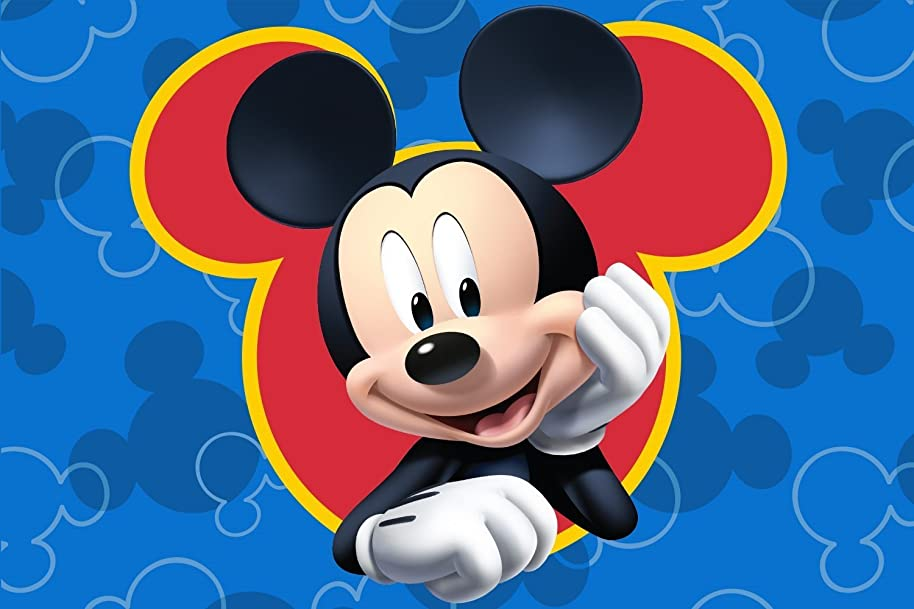 All New Style Disney Marvel Product 17 x 24 inch Memory Foam Mat or 54 x 80 inch Super Soft Area RUG non Slip Backing kids toddler kindermat bath bed living (Mickey, 17x24 Memory Mat)