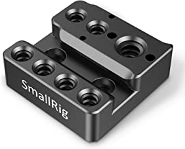 """SMALLRIG Monitor Mount Holder for DJI Ronin S & Ronin SC Gimbal Accessories Mounting Plate, w/ 1/4"""" Thread 3/8"""" Locating H..."""