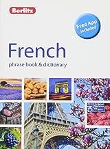 Berlitz Phrase Book & Dictionary French (Bilingual dictionary) (Berlitz Phrasebooks)