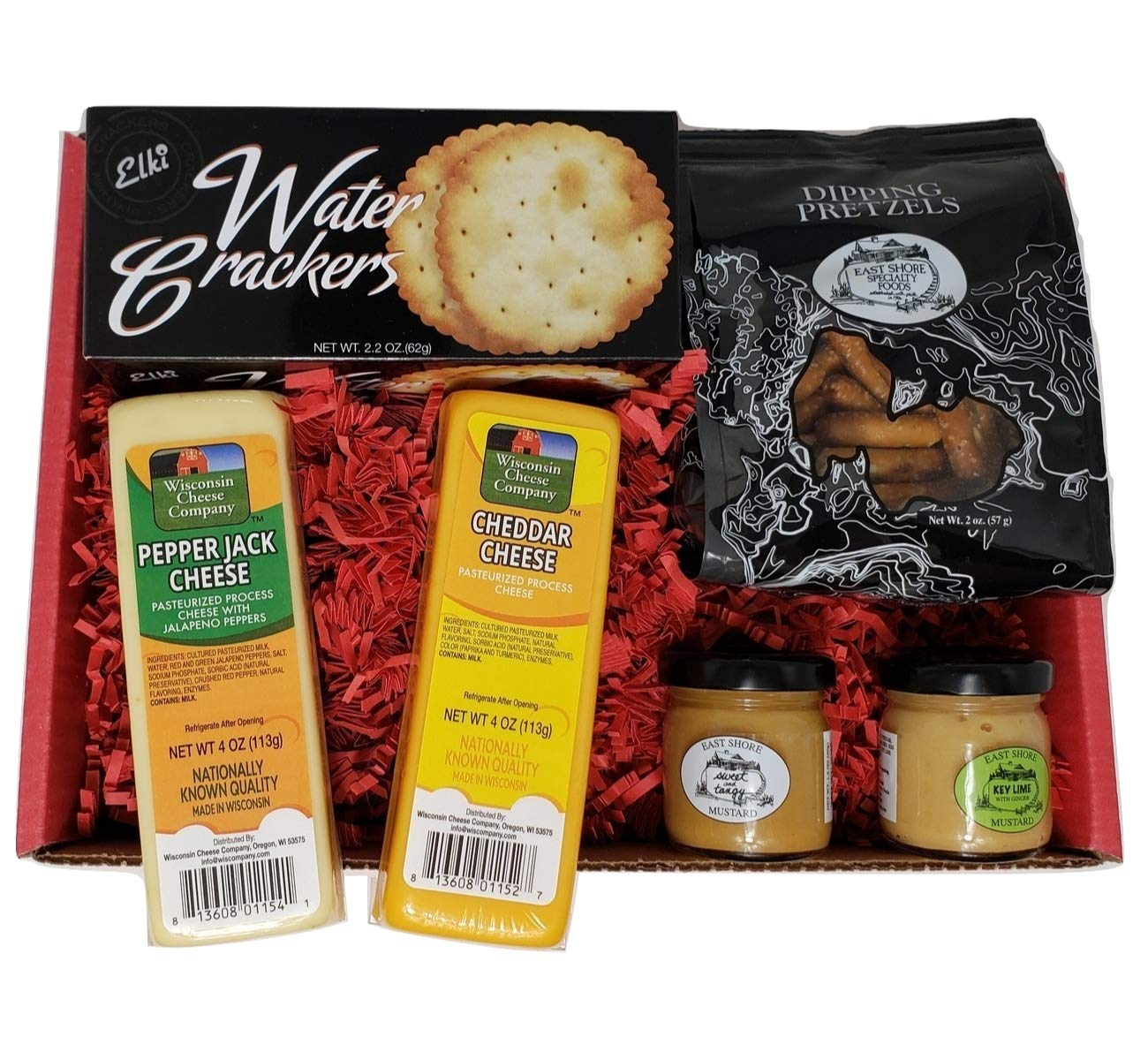 Specialty Gourmet Snack Gift Basket Wisconsin Los Angeles Mall features Ch Max 65% OFF - 100%