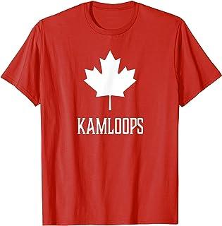 Kamloops, Canada - Canadian Canuck Shirt