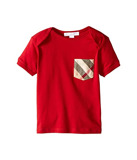 Burberry Kids Callum Tee (Infant/Toddler)