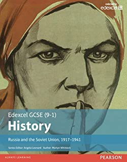 Edexcel GCSE (9-1) History Russia and the Soviet Union, 1917–1941 Student Book
