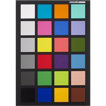 Datacolor SpyderCHECKR 24 カラーリファレンスツール SCK200 【国内正規品/メーカー保証付】