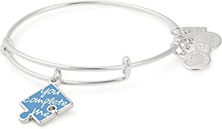 Alex and Ani Womens Charity by Design You Complete Me Bangle