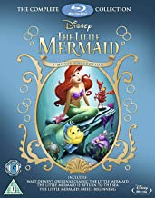 The Little Mermaid: The Complete 3-Movie Collection