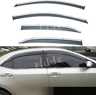 Car & Truck Sun Visors Intro-Tech Premium Folding Car Sunshade For Toyota 2003-2008 Corolla