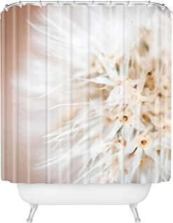 "Deny Designs Bird Wanna Whistle Close Up Shower Curtain, 69"" x 72"""