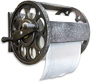 Slifka Sales Fishing Reel Toilet Paper Holder