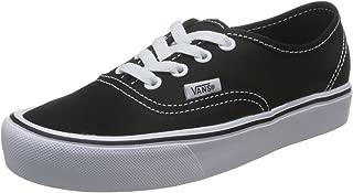 Vans Authentic Platform Sneakers Unisex, Black/White