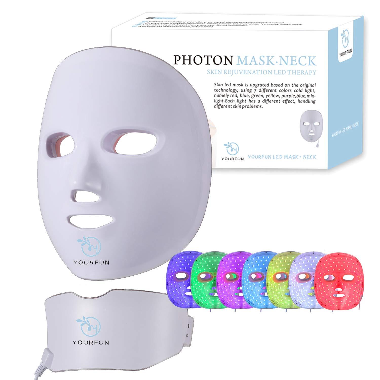 Wireless Color Rejuvenation Facial Beauty