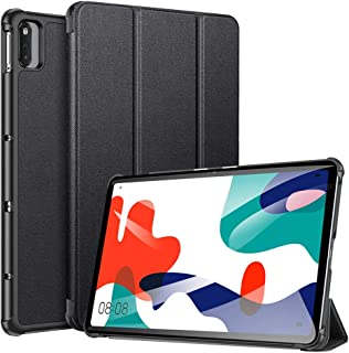 MARGOUN for Huawei MatePad 10.4 Case Stand Folio Cover (2020) Trifold Slim Protective Leather Smart Case