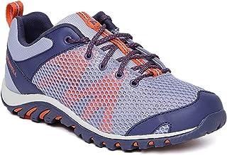 أحذية Merrell النسائية للمشي السريع (باللون الأزرق/النمر، رقمي_9)