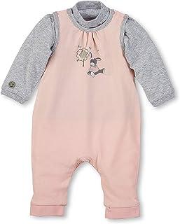 Sterntaler Baby-Mädchen Strampler 2601838, Gelb