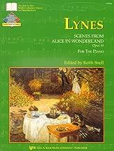 GP436 - Scenes from Alice in Wonderland Opus 50 - Lynes