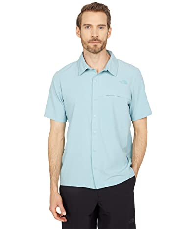 The North Face First Trail UPF Short Sleeve Shirt Men