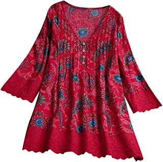 54e9142128918c Amazon.fr : 48 - Chemisiers et blouses / T-shirts, tops et ...