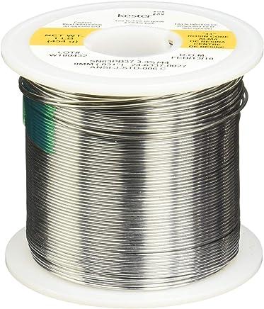 Kester 24-6337-0027 Solder Roll, Core Size 66, 63/37