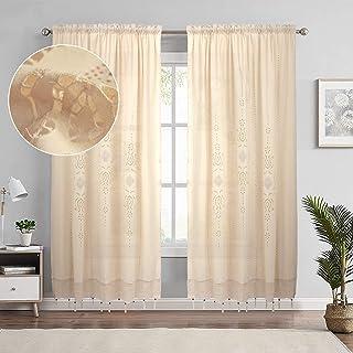 Suchergebnis Auf Für Makramee Vorhang Vorhänge Fensterdekoration Küche Haushalt Wohnen
