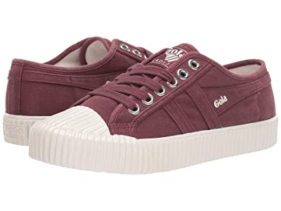 Gola Cadet (Windsor Wine/Off-White) Women