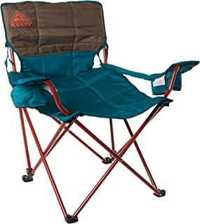 Best Kelty Deluxe Reclining Lounge Chair, Deep Lake/Fallen Rock – Folding Camp Chair for Festivals, Camping and Beach Days - Updated 2019 Model Review