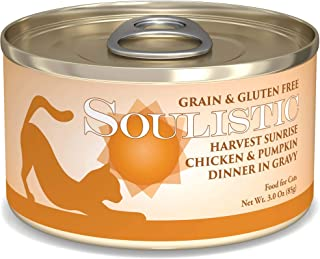 Best soulistic harvest sunrise chicken & pumpkin dinner in gravy Reviews