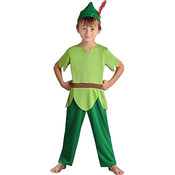 Cesar F038-002 - Disfraz de Peter Pan (5 años) , Modelos/colores ...