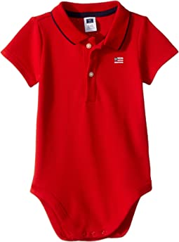 Flag Polo One-Piece (Infant)