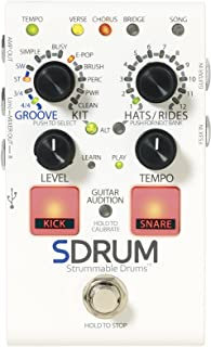 Other Automatic Drum Machine Acoustic Guitar Effect Pedal (SDRUM-U)