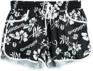 womens floral board shorts