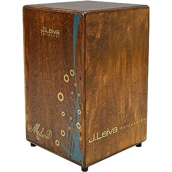 CAJON FLAMENCO - J. LEIVA MOD. MEDINA VINTAGE: Amazon.es: Instrumentos musicales