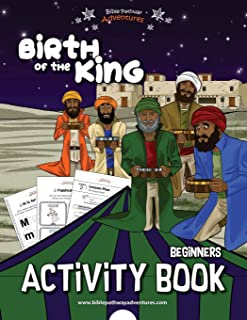 Birth of the King Activity Book (Beginners)